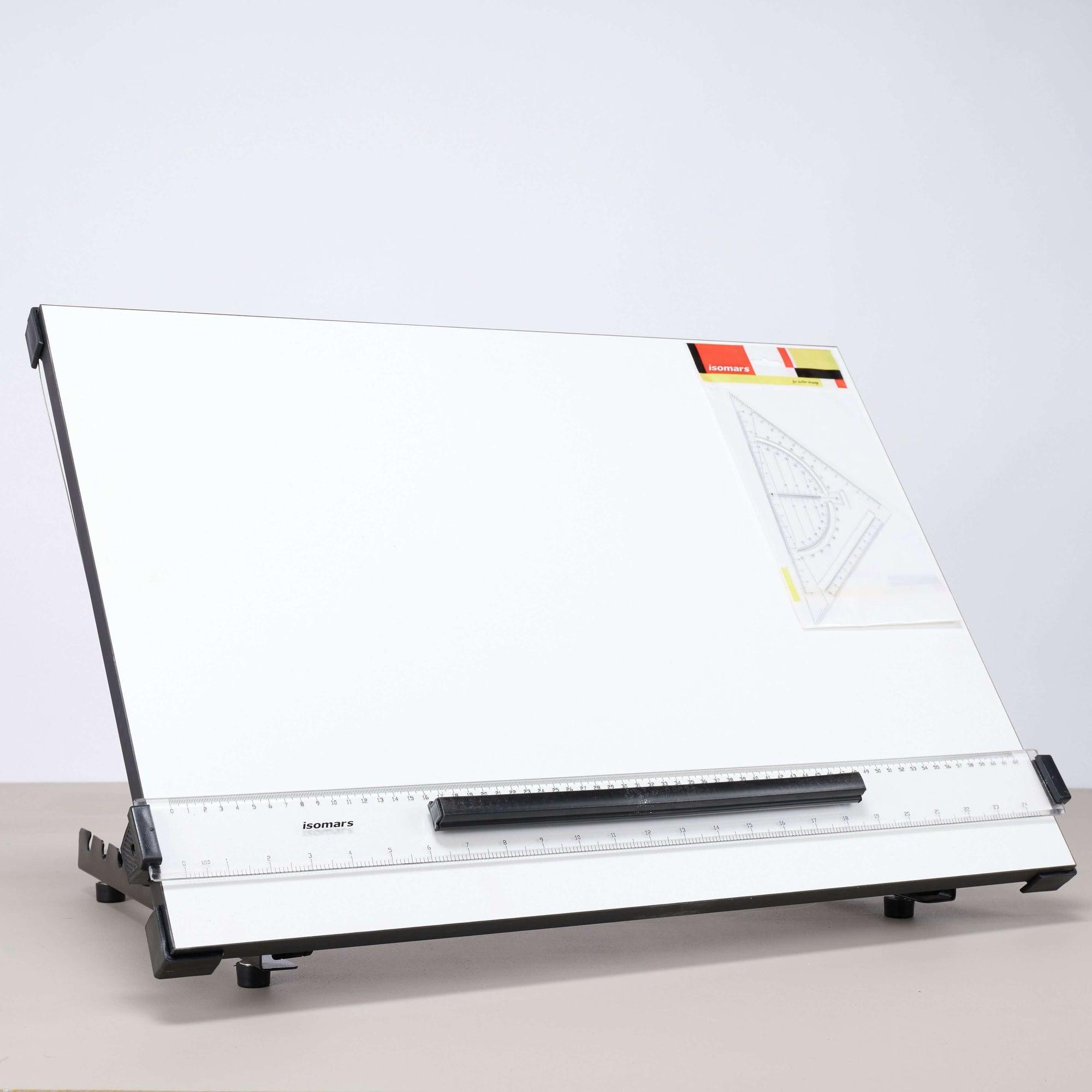 ARTdiscount ISOmars Technical Drawing board - Table with Parallel Motion