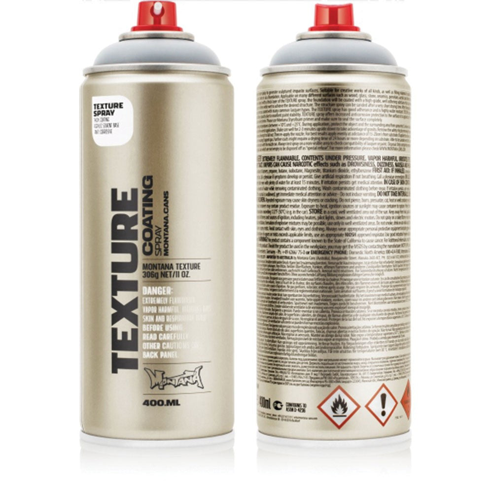 Montana Texture Coating Spray - Grey
