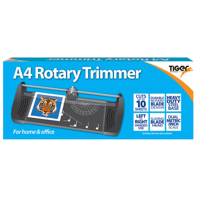 Tiger A4 Rotary Trimmer