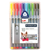 Triplus Fineliners 0.3mm - 10 Pack