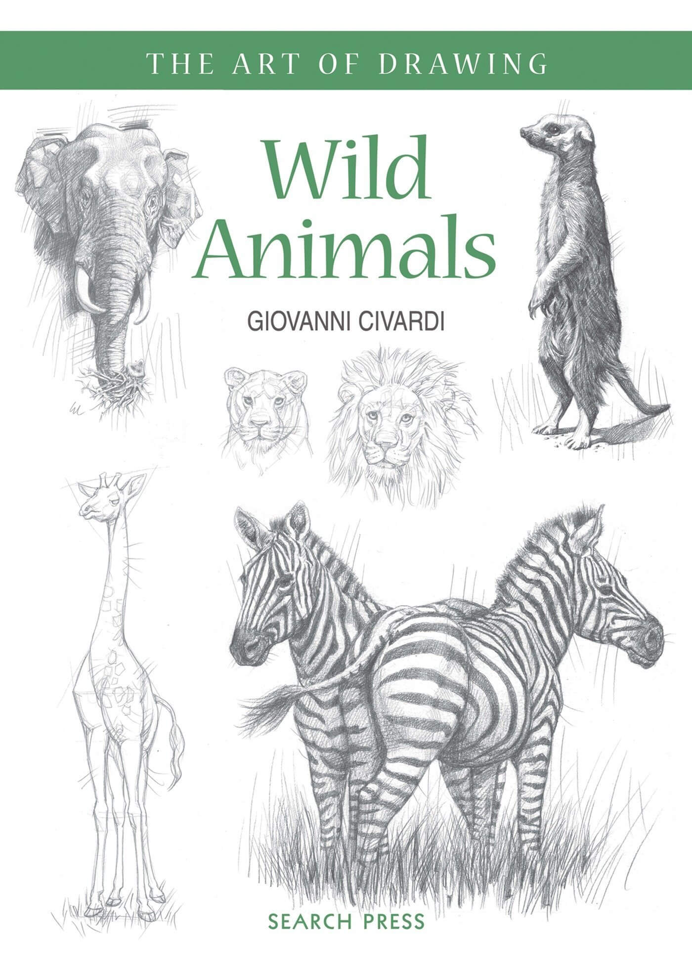 Art of Drawing - Wild Animals
