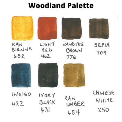 Individual Studio Quality Watercolour Half Pans