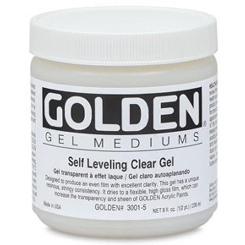 GOLDEN Self Leveling Gel 236ml