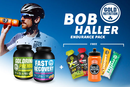 Nutri-Bay - Bob Haller Endurance Pack - Gold Nutrition