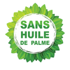 Without palm oil logo