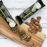 Nutri-bay | AIRCHIPS - Organic Vegan Protein Bar - Figs & Almonds