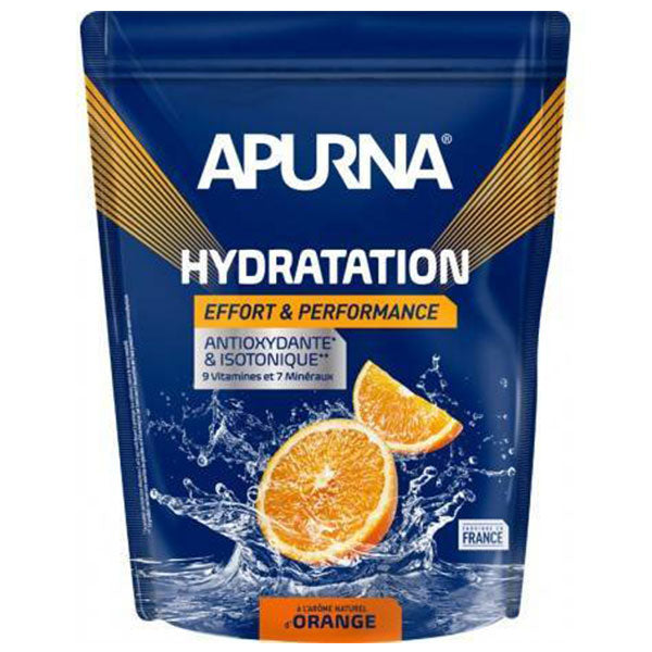 Nutri-bay | APURNA - Hydration Drink (1,5kg) - Orange