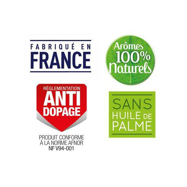 Nutri-Bay APURNA - Made in France, Anti-Doping, 100% natural aromas, without palm oil