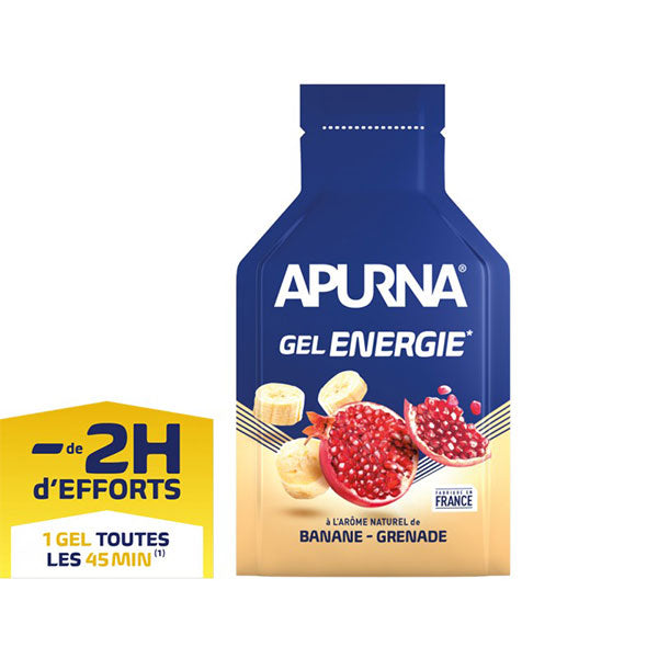 Nutri-Bay - Apurna Energy Gel (35g) - Pomegranate Banana