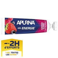 Nutri-bay - Apurna - Gel Energie (35g) - Fruits Rouges