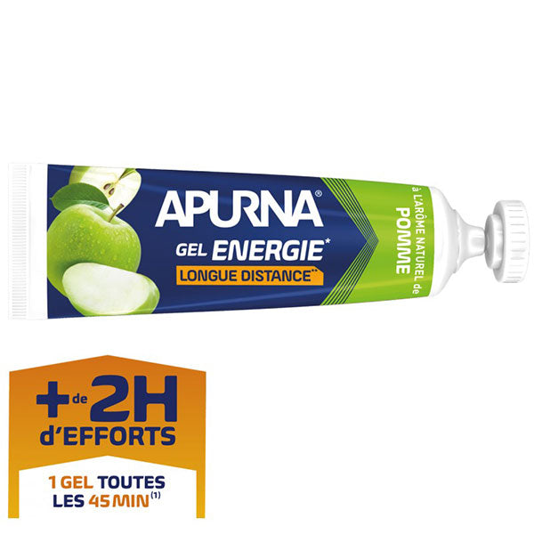 Nutri-Bay Apurna Long Distance Energy Gel (35g) - Apfel