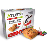 Nutri-Bay ATLET - Organic Energy Mellitus (4x40g) - Red Fruits