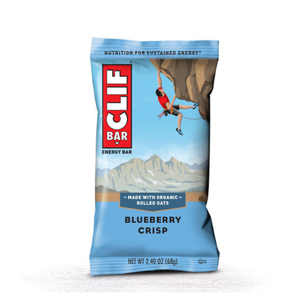 Nutri-Bay CLIF BAR - Barre Énergétique (68g) - Blueberry Crisp