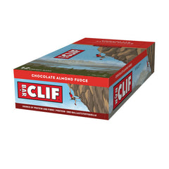 Nutri-Bay Clif Bar Box Barres Énergétiques Chocolate Almond Fudge