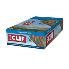 Nutri-Bay Clif Bar Box Barres Énergétiques Chocolate Chip