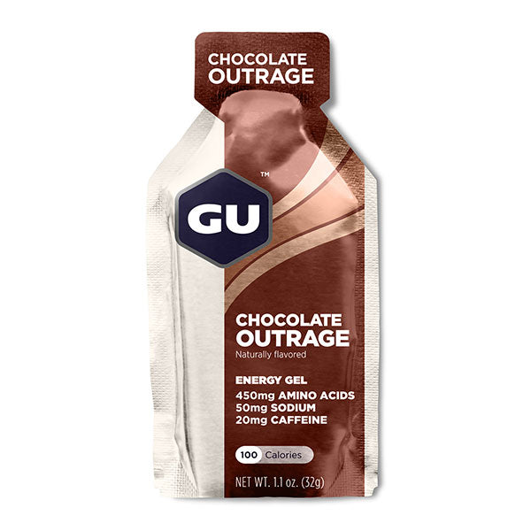 Nutri-Bay GU - Energy Energy Gel (32g) - Chocolate Outrage