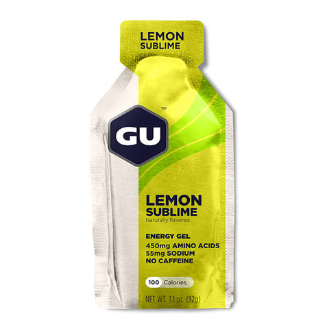 Nutri-Bay GU - Gel Energétique (32g) - Lemon Sublime