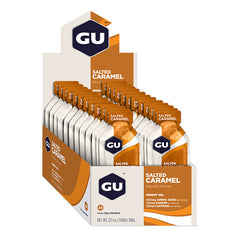 Nutri-Bay GU - Gel Energétique (32g) - Salted Caramel - Open Box