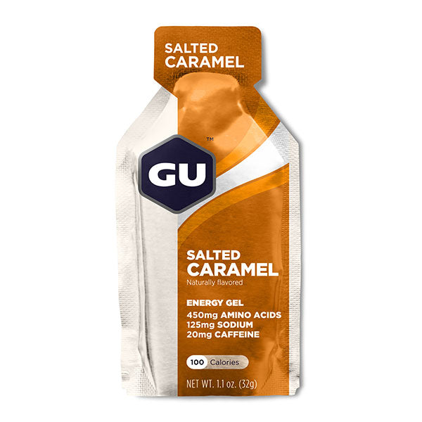 Nutri-Bay GU - Energy Gel (32g) - Salted Caramel