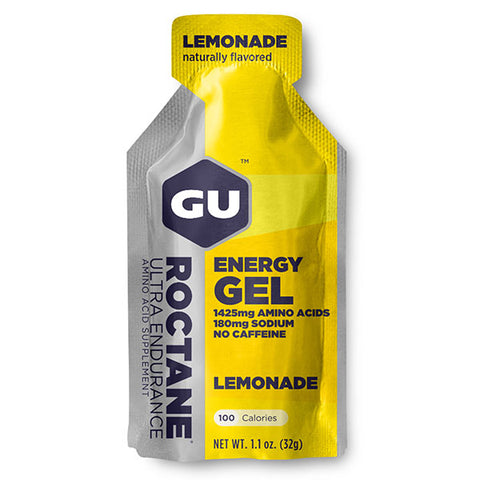 Nutri-Bay GU - Roctane Ultra Endurance Gel Energétique (32g) - Lemonade