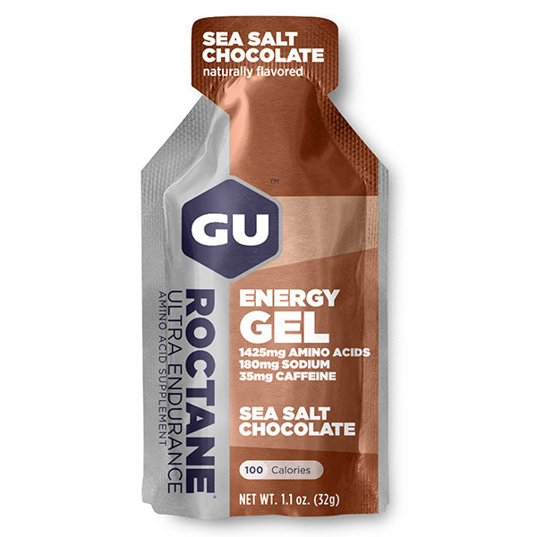 Nutri-Bay GU - Roctane Ultra Endurance Energy Gel (32g) - Sea Salt Chocolate
