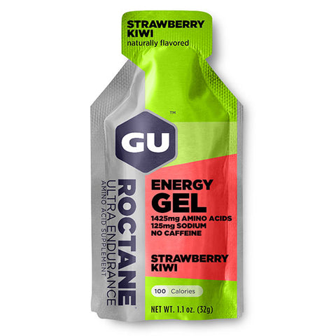 Nutri-Bay GU - Roctane Ultra Endurance Gel Energétique (32g) - strawberry kiwi - Fraise Kiwi