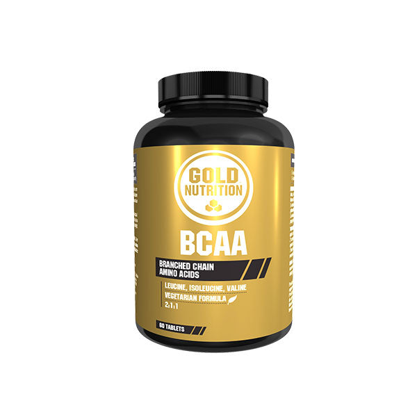Nutri-bay | GOLD NUTRITION - BCAA (60 Tablets)