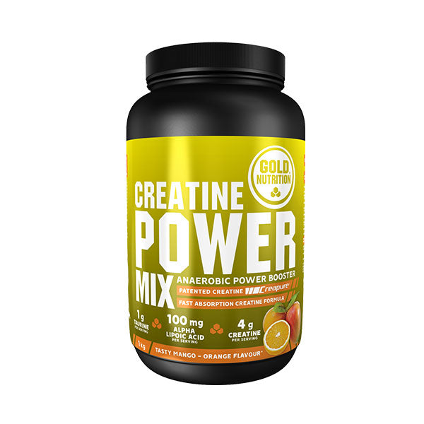 Creatine Power Mix (1kg) - Orange-Mango