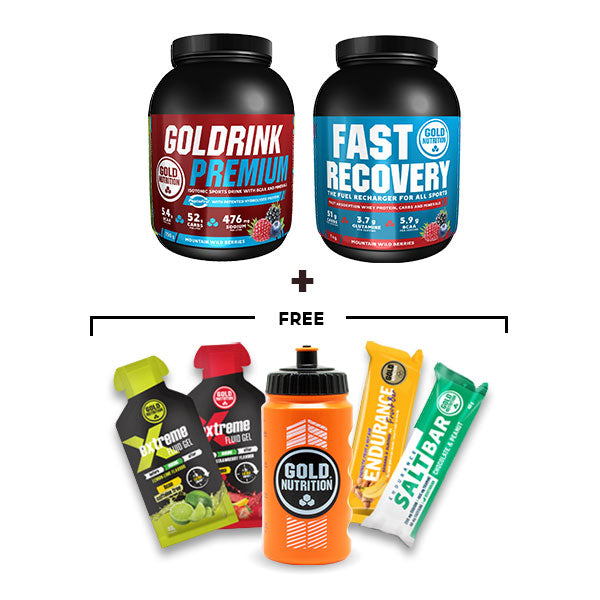 Nutri-bay | GoldNutrition - Endurance Premium Bundle - Wild Berries & Wild Berries