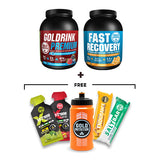 Nutri-bay | GoldNutrition - Endurance Premium Bundle - Wild Berries & Orange