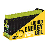 Nutri-bay | GOLD NUTRITION - Extreme Fluid Gel (40g) - Lemon-Lime - Box