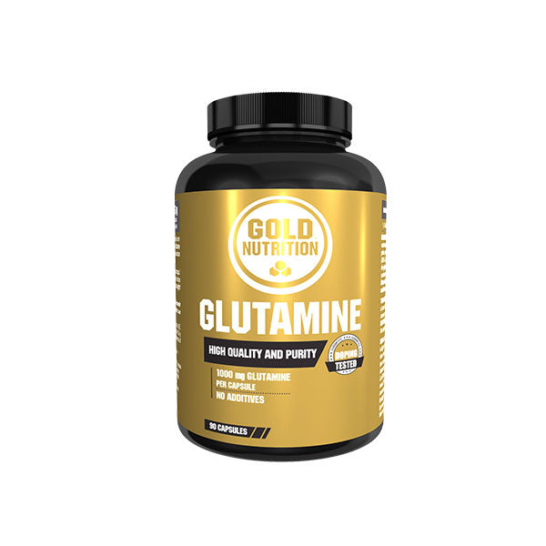 Nutri-bay | GoldNutrition - Glutamina 1000 mg (90 cápsulas)