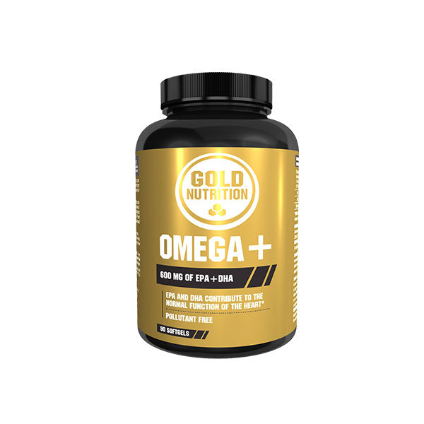 Nutri-bay | GoldNutrition - Omega Plus (90 geles suaves)