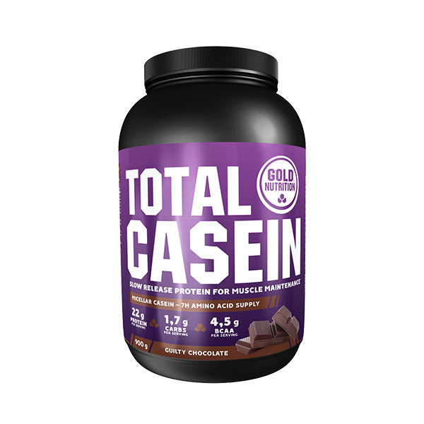 Nutri-bay | GOLD NUTRITION - Total Casein (900g) - Chocolate
