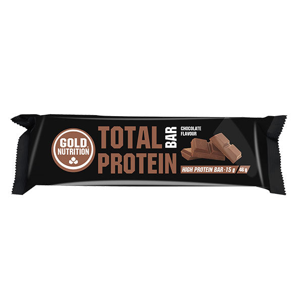 Nutri-bay | GOLD NUTRITION - Total Protein Bar (46g) - Cioccolato