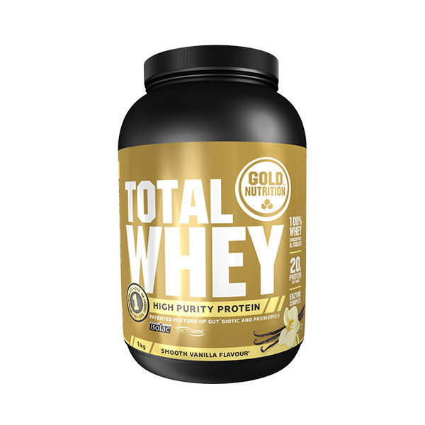 Nutri-bay | GOLD NUTRITION - Total Whey (1kg) - Vanilla