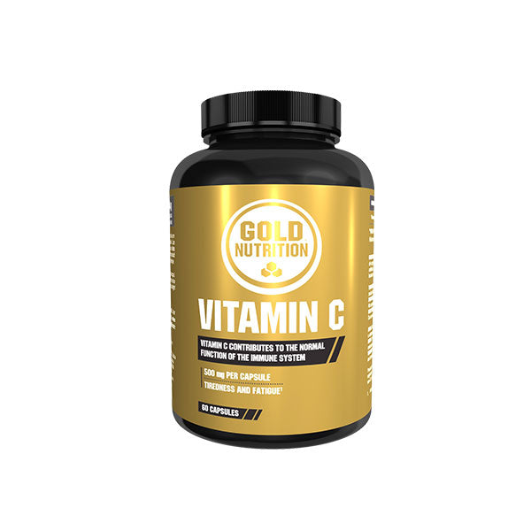 Nutri-bay | GoldNutrition - Vitamin C 500mg (60 Capsules)