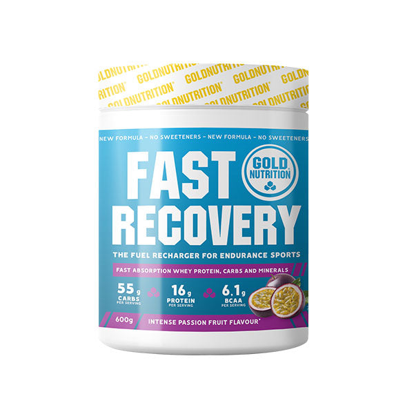 Nutri-Bucht   GoldNutrition - Fast Recovery (600g) - Passionsfrucht