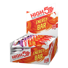 Nutri-Bay High5 - Energy Bar (55g) - Berry Yoghurt Box