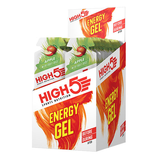 Nutri-Bay High5 - Energy Gel 40g - Apple (Apple) - Scatola