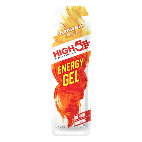 Nutri-Bay HIGH5 - EnergyGel (40g) - Banane - banana