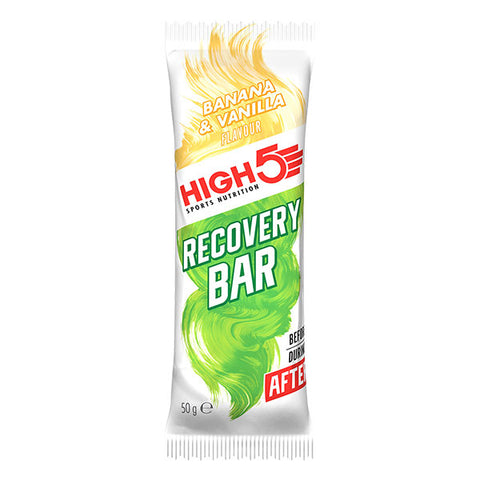 Nutri-Bay High5 - Recovery Bar (50g) - Banaan-vanille