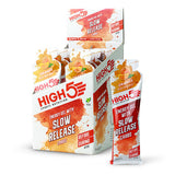 Nutri-bay | HIGH5 Energy Gel with Slow Release Carbs (62g) - Orange - Box