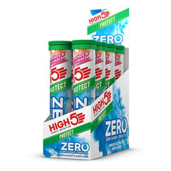 Nutri-Bay HIGH5 - Pastilles ZERO PROTECT - Hydratation Drink  (20x4g) - Orange & Echinacea - Box