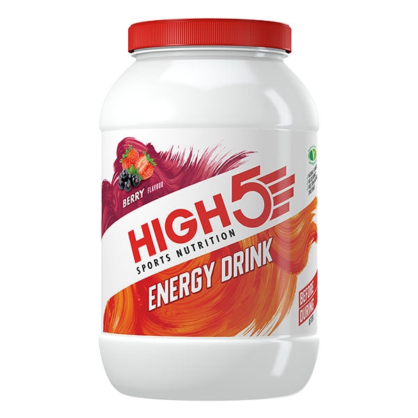 Nutri-Bay HIGH5 – Boisson Energy Drink (2.2kg) - Berry