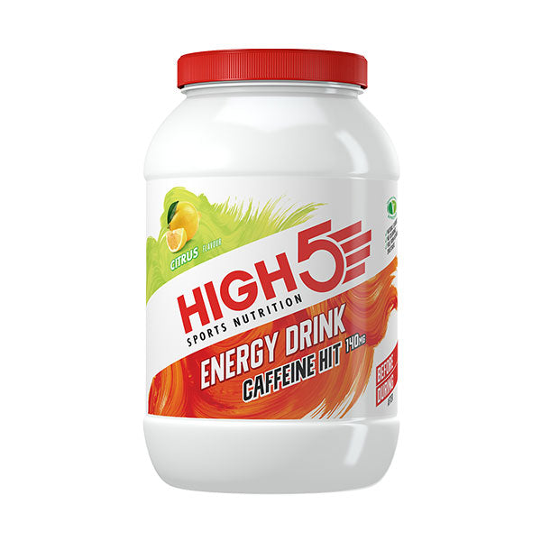 Nutri-bay | HIGH5 Energy Drink Hit della caffeina (1,4 kg) Citrus (Citrus)