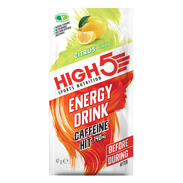 Nutri-bay | HIGH5 - Energy Drink Caffeine Hit (47g) - Citrus (Citrus)