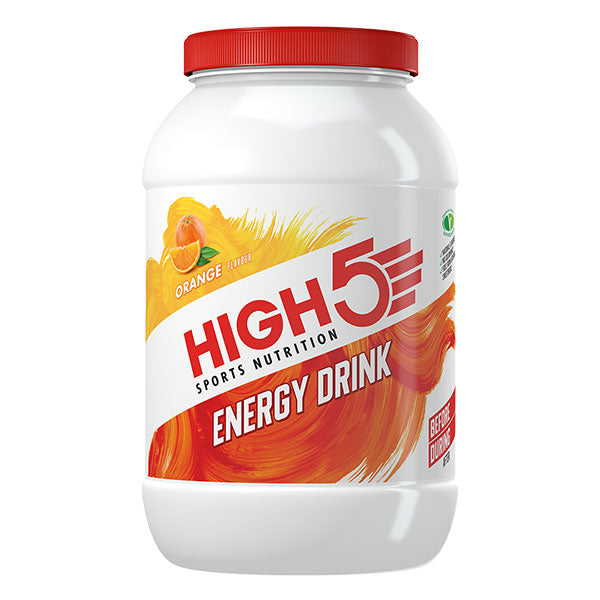 Nutri-Bay HIGH5 – Boisson Energy Drink (2.2kg) - Orange