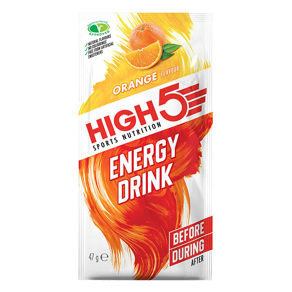 Nutri-Bucht | HIGH5 - Energy Drink (47 g) - Orange