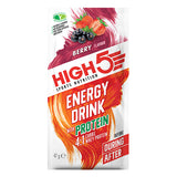 Nutri-Bay HIGH5 - Energiedrénk mat Protein 4: 1 (47g) - Berry